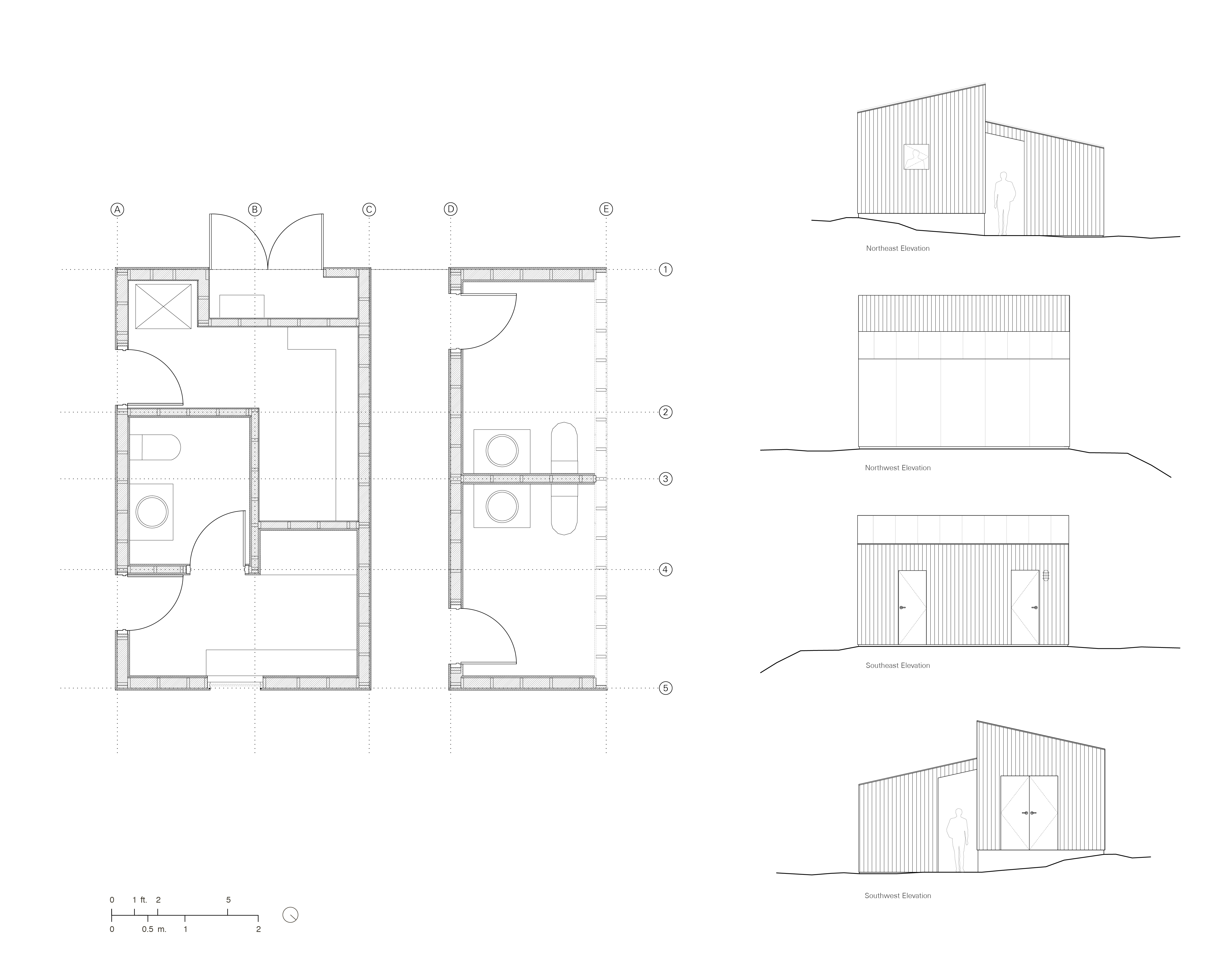 PLAN AND ELEVATIONS-01